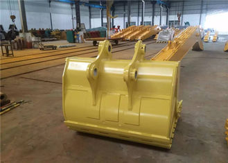Standard Excavator Rock Bucket High Wearable Material OEM Available