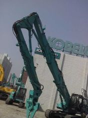 SK450 SK360 24m High Reach Demolition Boom Kobelco Excavator For Building Demolish