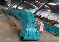 China Long Reach Excavator Arm And Boom 20 Meter SK350 Kobelco Excavator Parts company