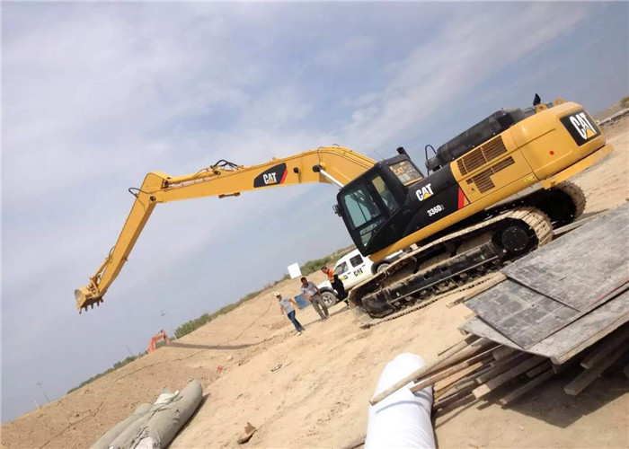 River Dredging Excavator Boom Arm Construction Machinery Parts CE Certificated