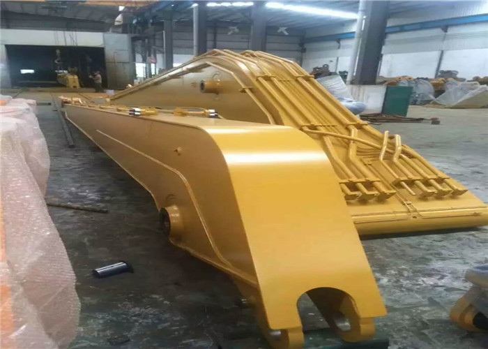 Durable Digging Long Reach Excavator Booms And Stick For Dredging River Depth