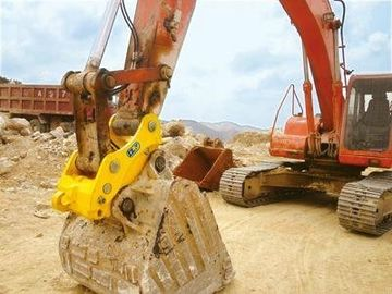China High Strength Excavator Quick Hitch To Switch Bucket To Breaker Wear Resistance factory