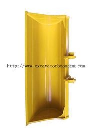 China Compact Clean Out Bucket Excavator Trenching Bucket Work With Quick Coupler factory
