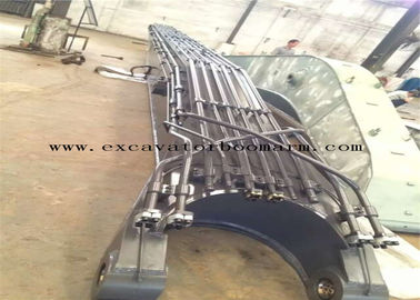 China Volvo 750 Excavator Demolition Attachments , Long Reach Boom And Stick Antirust factory
