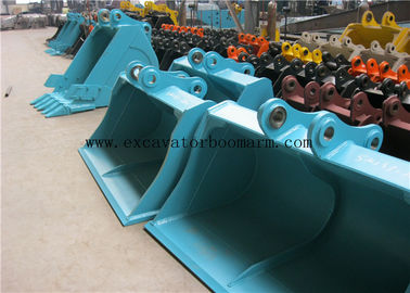 China Wearable Excavator Tilt Bucket To Load And Unload Material 0.4-3m3 Capacity Volume factory