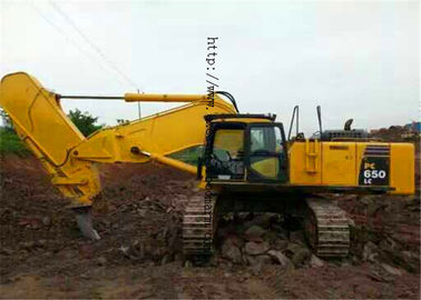China Heavy Duty Teeth Excavator Root Ripper Arm Soil Gravel Rock Breaker Application factory