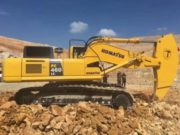 China Komatsu Pc460 Excavator Ripper Arm Strong Power To Break Rock / Hard Mud Efficiently factory